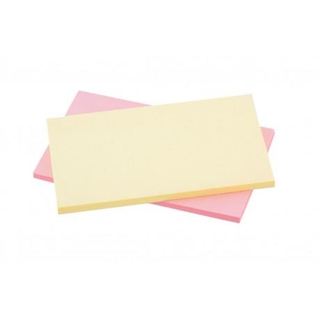 Karteczki samoprzylepne, 2 kolory - 21096
