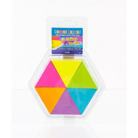 """Karteczki samoprzylepne """"Puzzle"""" - 21369"""