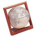 """Globus 3.75"""" w Kwadratowej Ramce - 0908HPY"""