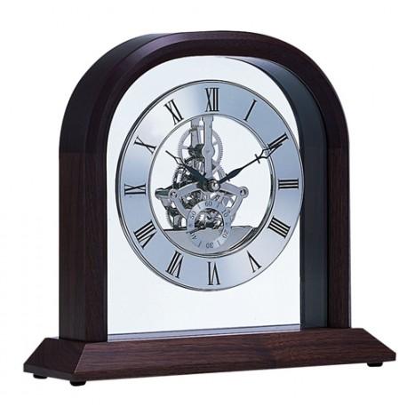 Zegar z imitacją mechanizmu - 9041WJN-S