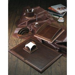 "Zestaw Na Biurko ""Royal Leather"" - 6104WDN-RL"
