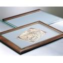 Szklana podkładka na biurko 'Top Frame' 1062N