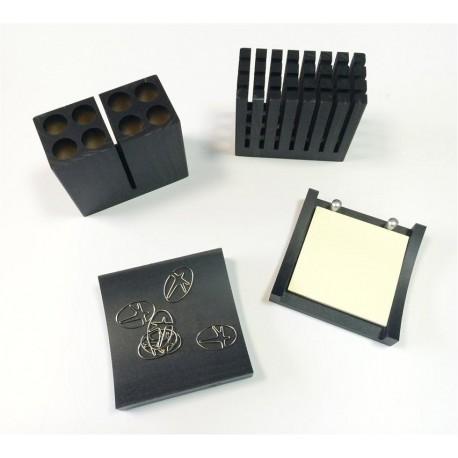 Integral Collection 4 części - czarny - 4032ZDC